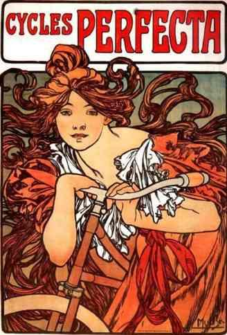 art nouveau artists. for the Art Nouveau era.