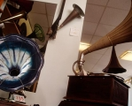 Gramophone shop